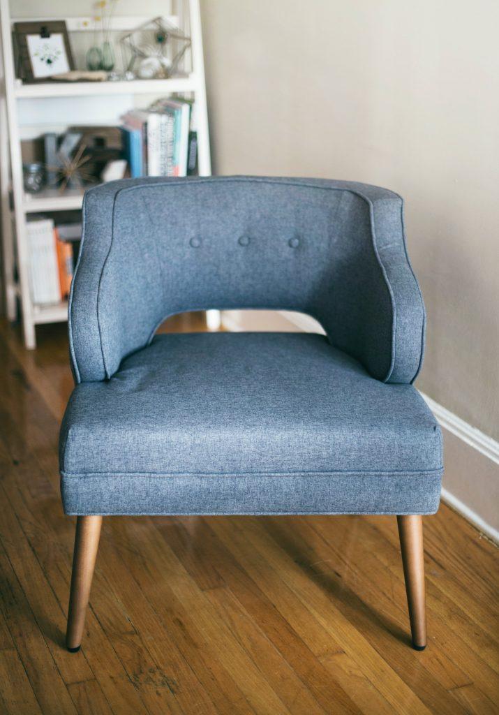 Les couleurs les plus communes pour un fauteuil scandinave