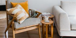 Quelles sont les caractéristiques d'un fauteuil scandinave ?