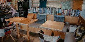 Le fauteuil scandinave patchwork : un style très affirmé
